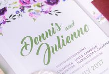 Purple City Wedding by Hungry Soles Studios
