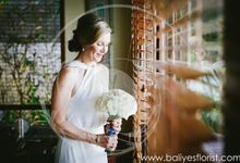 Chris & Fiona Wedding by Bali Yes Florist