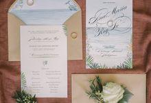 Ana & Roy by Ronald Soncio Events | Wedding Planner - Coordinator | Boracay Island, Philippines