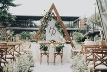 Love is a Triangle by Elior Design