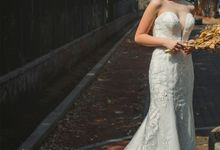 Our Newest Premier Gown by Alissha Bride