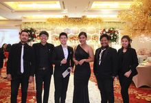 MC Wedding RedTop Hotel Pecenongan - MC Anthony Stevven by Anthony Stevven