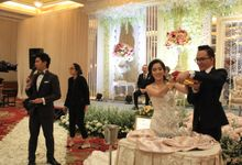 MC Wedding Red Top Hotel Jakarta - Anthony Stevven by Anthony Stevven