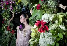Natural Wild Theme Decoration by Salyx Floral Studio
