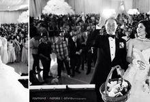 Raymond + natalia | wedding by alivio photography