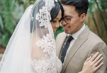 THE WEDDING OF JASON & DEVI by AB Photographs