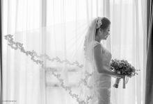 THE WEDDING OF KENZOU & FEBRIANA by AB Photographs