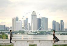 prewedding Singapore by Ohana Enterprise