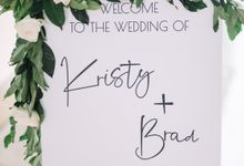 Brad & Kristy by Q Events Bali