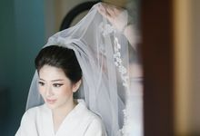 Wedding Christopher Rusli & Hui Ann by RIVIERA EVENT ORGANIZER