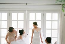 Natasha & Derek by Twogather Wedding Planner