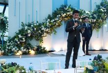 Jazz Entertainment wedding at JHL Solitaire - Double V Entertainment by Double V Entertainment