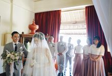 Andrew & Cassandra Wedding by Love Bali Weddings
