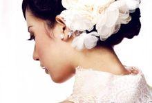 Wedding makeup by Athelina Luize Make Up Artist
