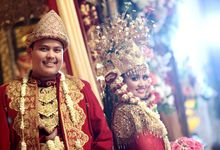 Yuni & Luthfi Wedding by Lili Aini Photography