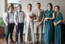 Wedding Of Adi & Pricilia by Ohana Enterprise