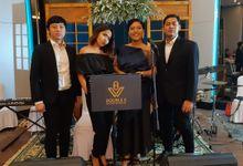 Double V Entertainment Wedding - Entertainemnt Jazz  Jakarta by Anthony Stevven