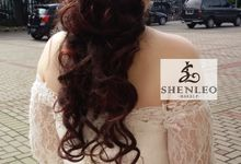 Hairdo by ShenLeo Makeup