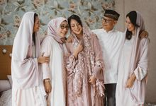 Dinda & Abimanyu Wedding Day by Journal Portraits