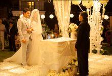 Wedding at Flamingo Chapel (Videos) by Flamingo Dewata Chapel and Villas