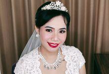 Bridal Make up by Yentari Bridal House
