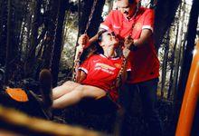 Pre-wedding Photoshoot & Wedding Photo by Alux's Event & Wedding Creator