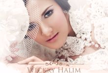 Wedding make up by Wickky Halim Make Up Artist