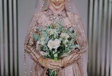 WEDDING ZENZA & REZA by Triangle Wedding