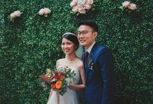 Zander and Berlinda by Organiq Atelier