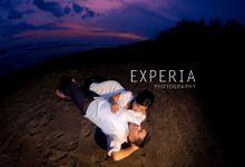 Franky & Devi Pre Wedding Photo Session, Jogjakarta by Experia Photography