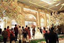 MC Wedding Novotel Tangerang Jakarta  - Anthony Stevven by Anthony Stevven