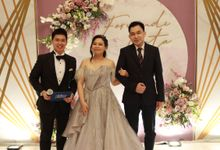 MC Wedding Intimate Hotel Mulia Jakarta - Anthony Stevven by Anthony Stevven
