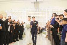 Baim & Paula Wedding by Lotus Design
