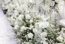 Wedding Karen & Ken by Bali Izatta Wedding Planner & Wedding Florist Decorator