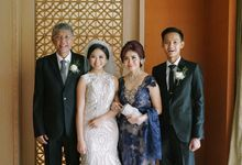 Sebastian & Sheilla by Bali Wedding Palace