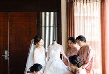 Jiyong & Stella by Bali Wedding Paradise