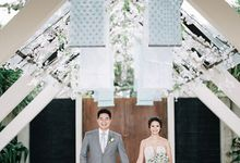 Bobby & Vennesia by Twogather Wedding Planner