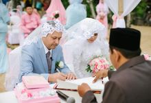 WEDDING OF ERINA AND RAHEEL MALIK by Courtyard by Marriott Bali Nusa Dua
