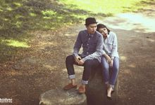 Sindy & Adit by Depictue | Begins From Story