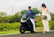 Summer Kim & Matt Wedding by Villa Vedas