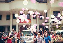 Octa Rika wedding day by Serenity wedding organizer