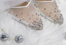 CALLA by Lumiere Bridal Shoes