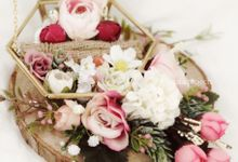 The Engagement of Syifa & Didik by Seserahan by Azalia Projects