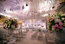 The Champagne by MawarPrada Wedding Decoration