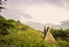 Wen Wen & Gisella Prewedding by Marble Pixel