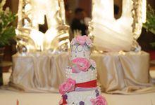 Aca & Dewo Wedding by Grand Sahid Jaya Hotel