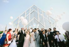 Alex & Tiffanie by InterContinental Bandung Dago Pakar