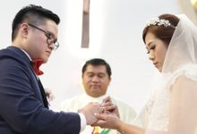 Erwin & Jocelin Wedding by DESPRO Organizer