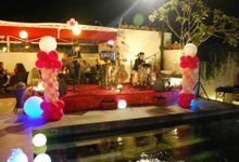 Party at rooftop by The Atanaya Hotel