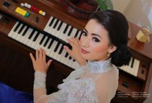 Wedding traditional by Cepy Rahman Make up Artist